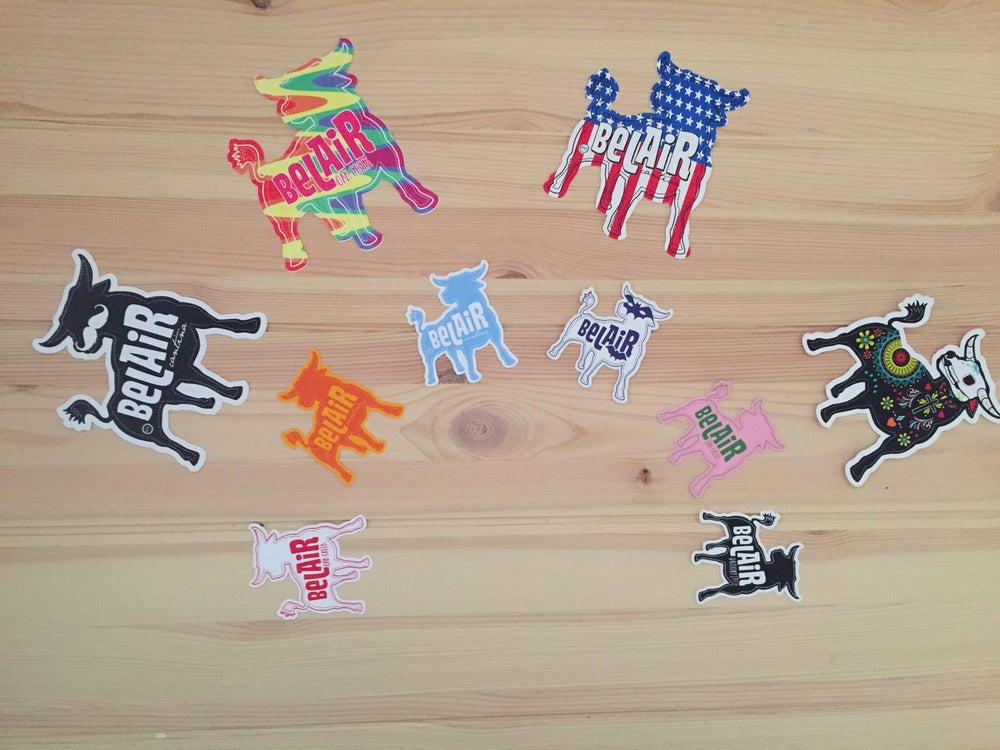 Image of Sticker grab-bag