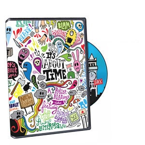 Image of Its About Time DVD