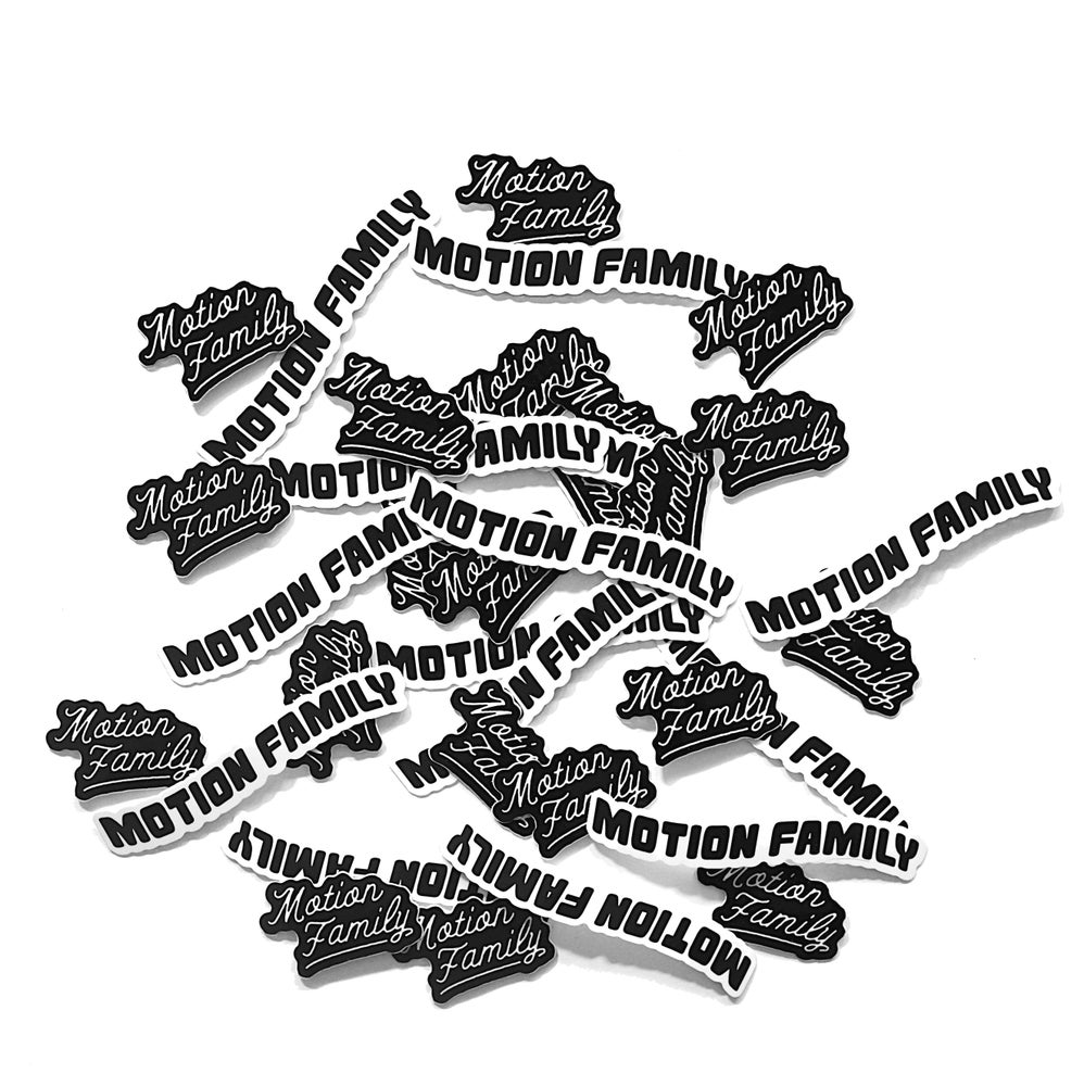 Image of Motion Family Sticker Pack