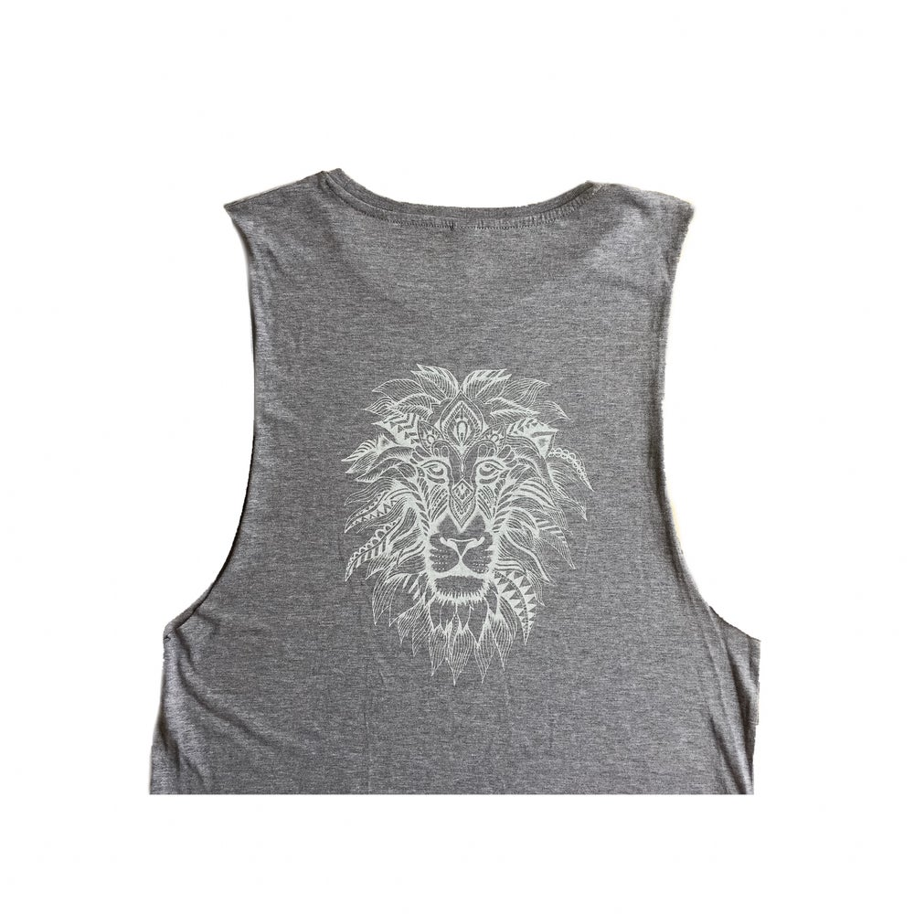 Image of Binks Lion Muscle Tee