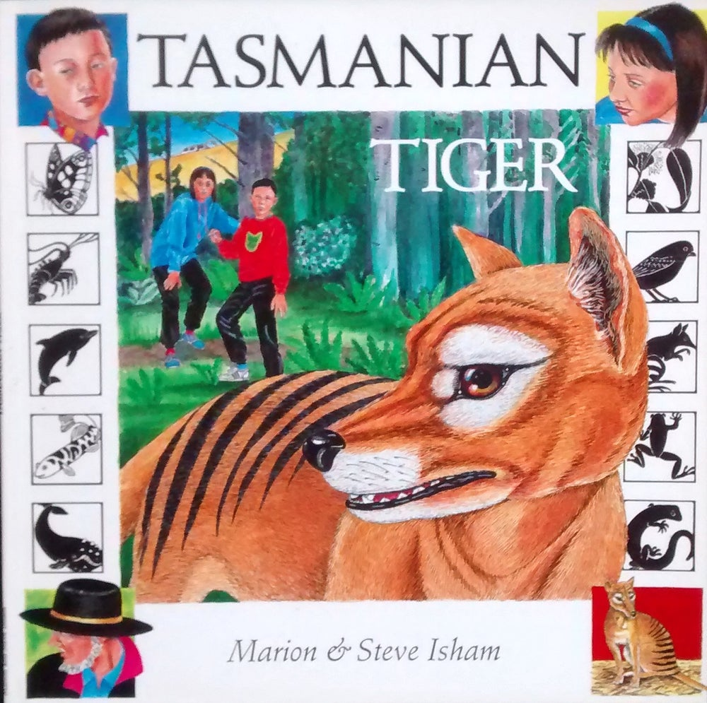 Image of Tasmanian Tiger
