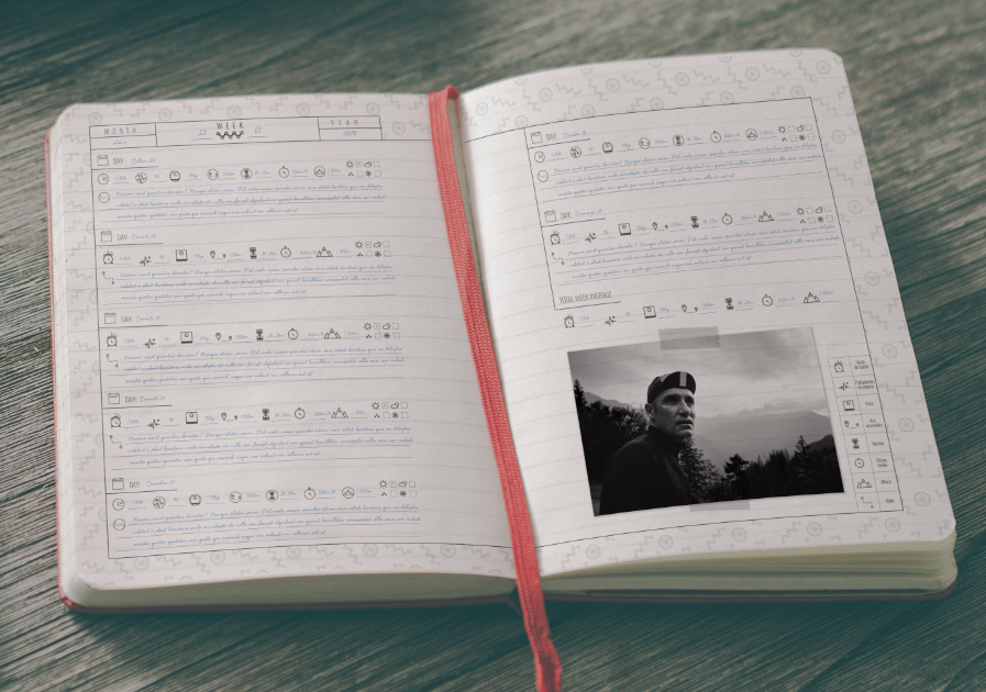 Image of SPORTS DIARY