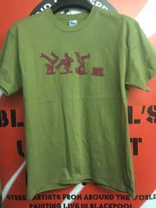 Image of Breakdancers T-Shirt