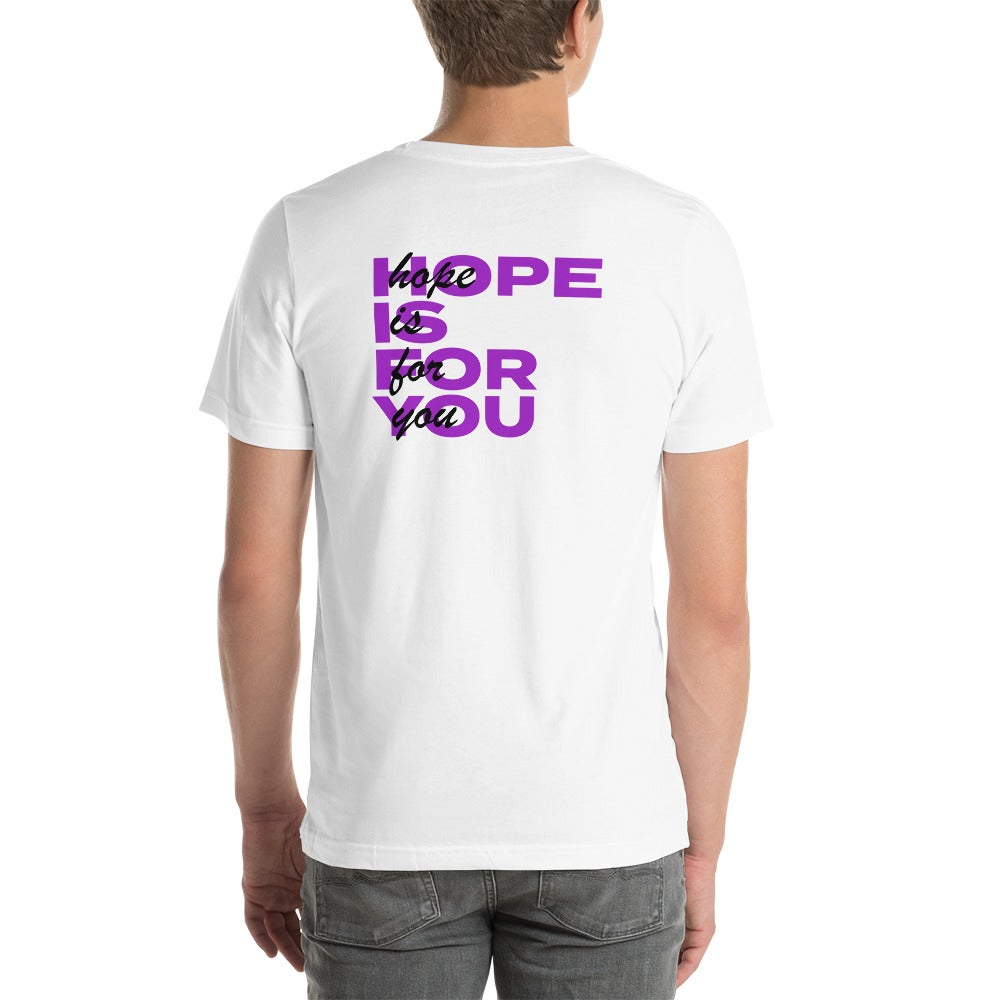 Your Tomorrow Can Be Better - Purple