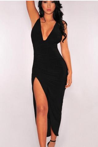 Image of Jen Dress Black