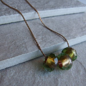 Image of Forest Ferns Necklace