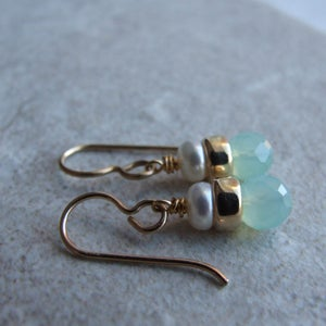 Image of Caribbean Treasure Earrings
