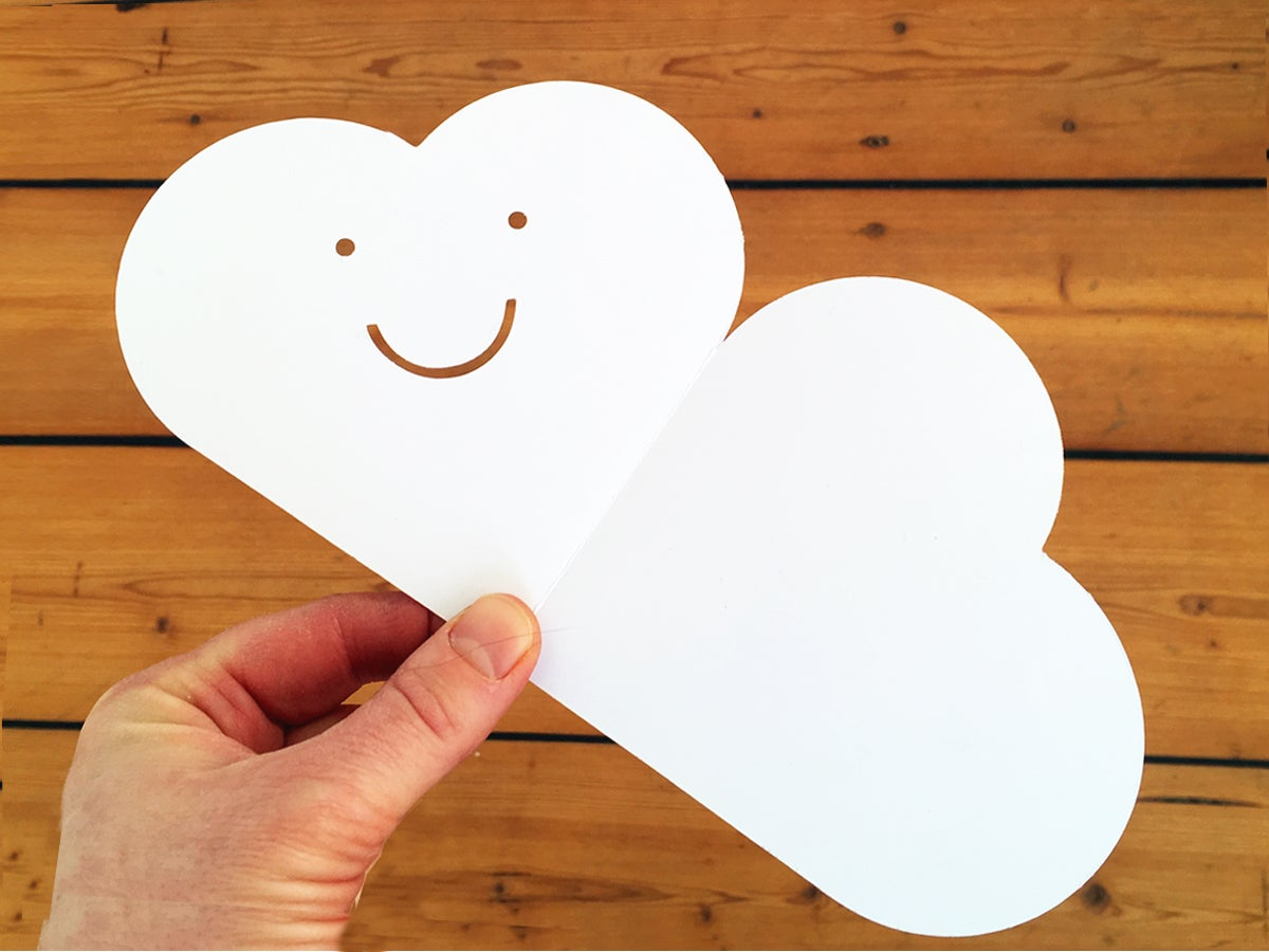 Image of 2 x Happy Heart Cards