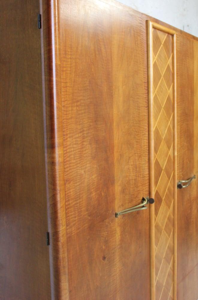 Image of Armoire de rangement vintage 60'