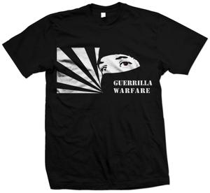 Image of Guerrilla Warfare Rising Sun Shirt