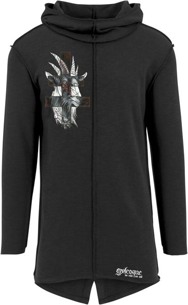 Image of GOAT TERRY HOODIE