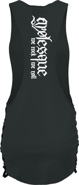 Image of LOGO SIDE KNOTTED LOOSE TANK