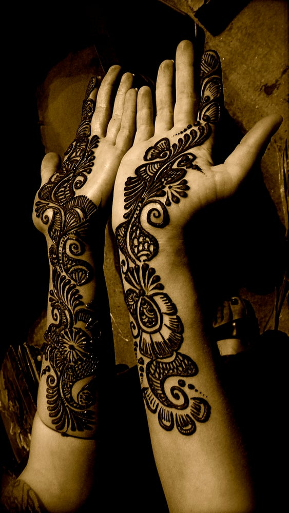 Image of Dark Brown Henna