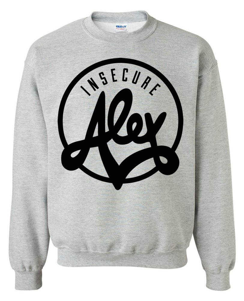 Image of Insecure Alex Crewneck Sweater