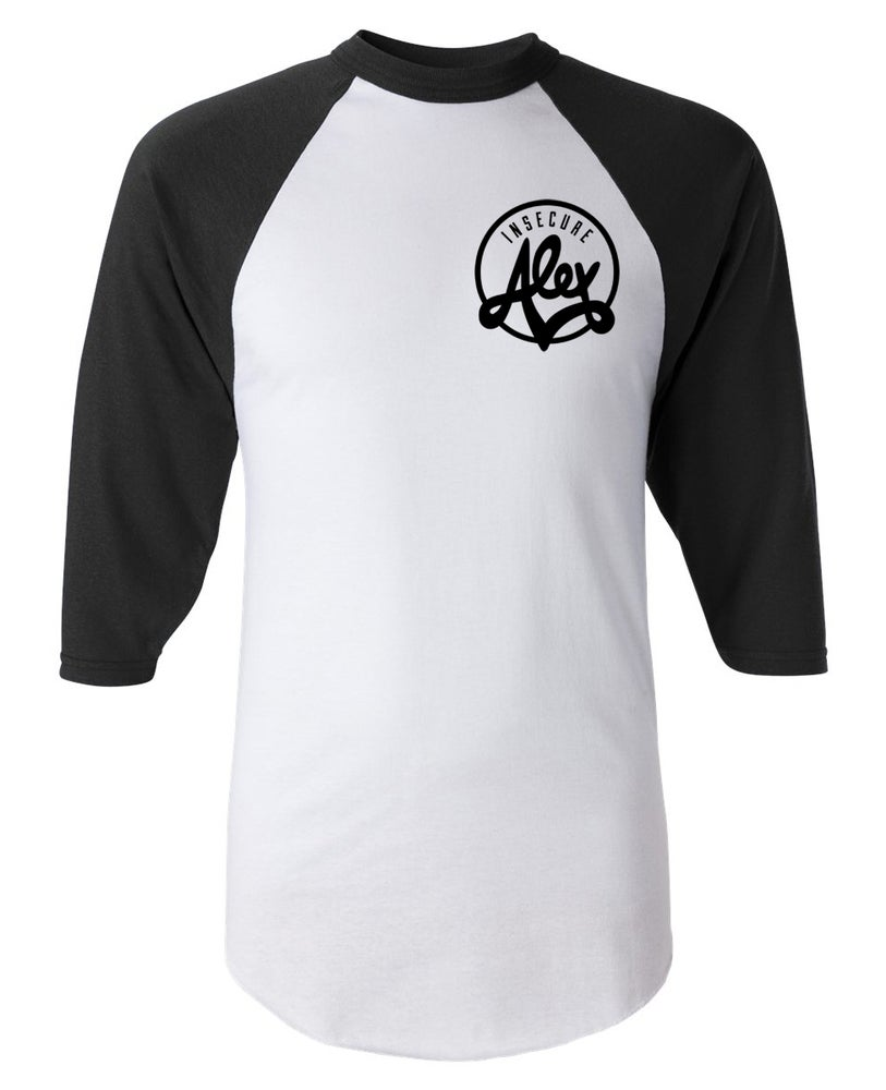 Image of Insecure Alex Baseball Tee