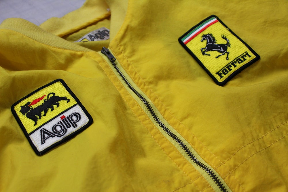 Image of AGIP Ferrari Team jacket