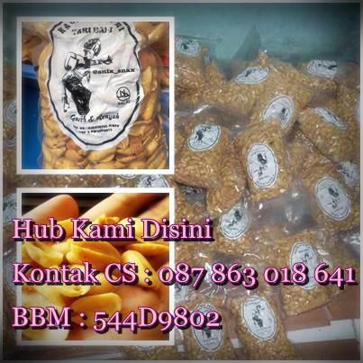 Image of Menjual Kacang Kapri Cap Dan Merk Tari Bali