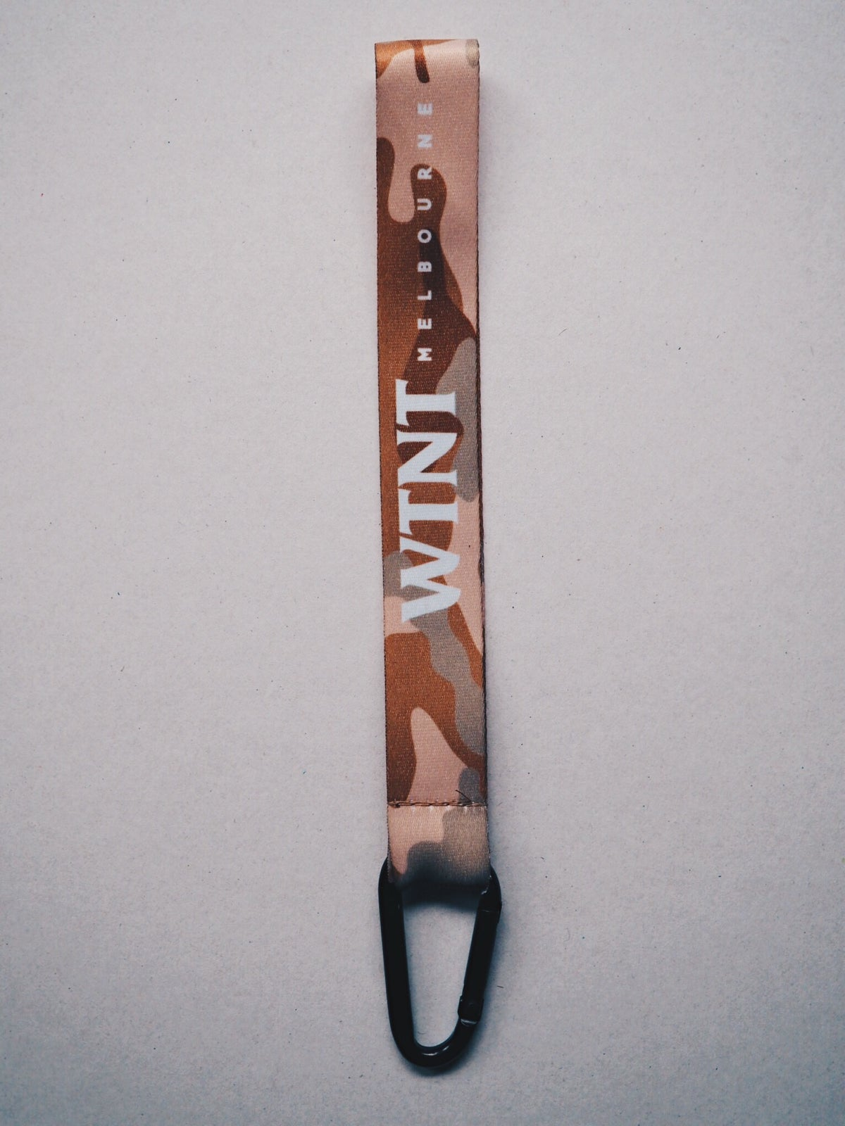 Image of Companion Carabiner (TAN)