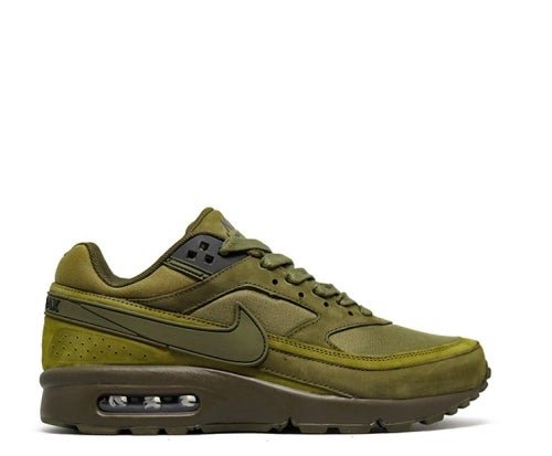 "Image of NIKE AIR MAX BW ""DARK LODEN"" 819523-300"