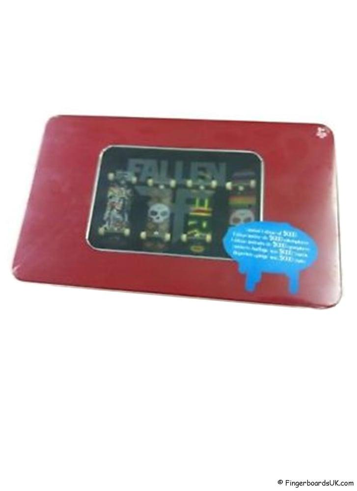Image of Tech Deck FALLEN x ZERO Collection Tin