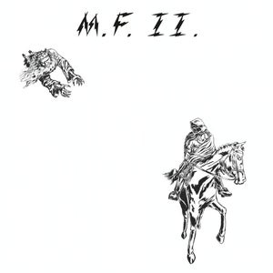 "Image of MARK FEEHAN -- ""M.F. II"" LP"