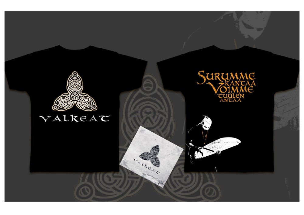 Image of T-Shirt + CD bundle