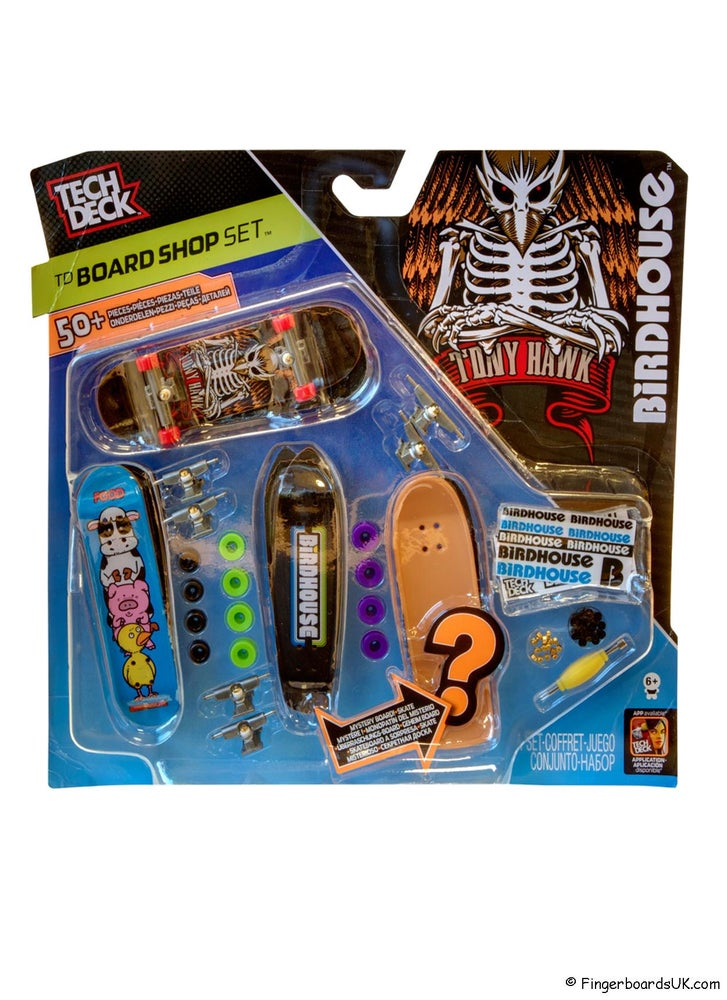 Image of Tech Deck Board Shop Set