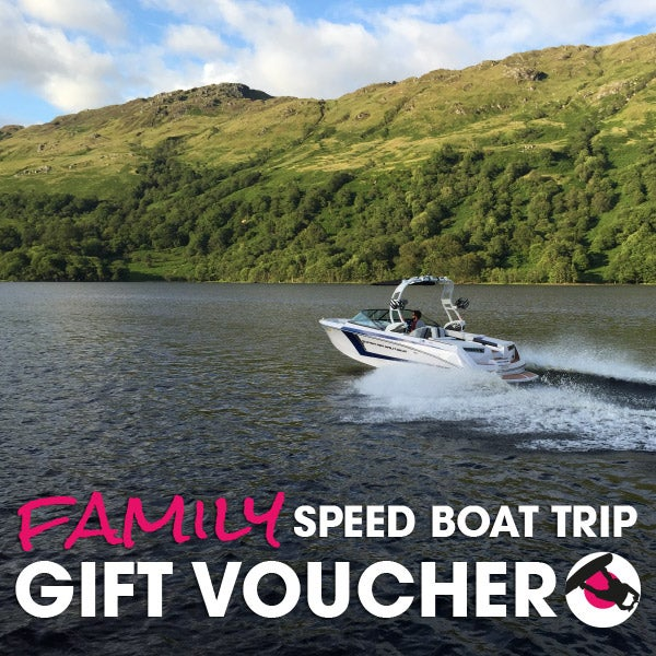 Image of Family Speedboat Trip
