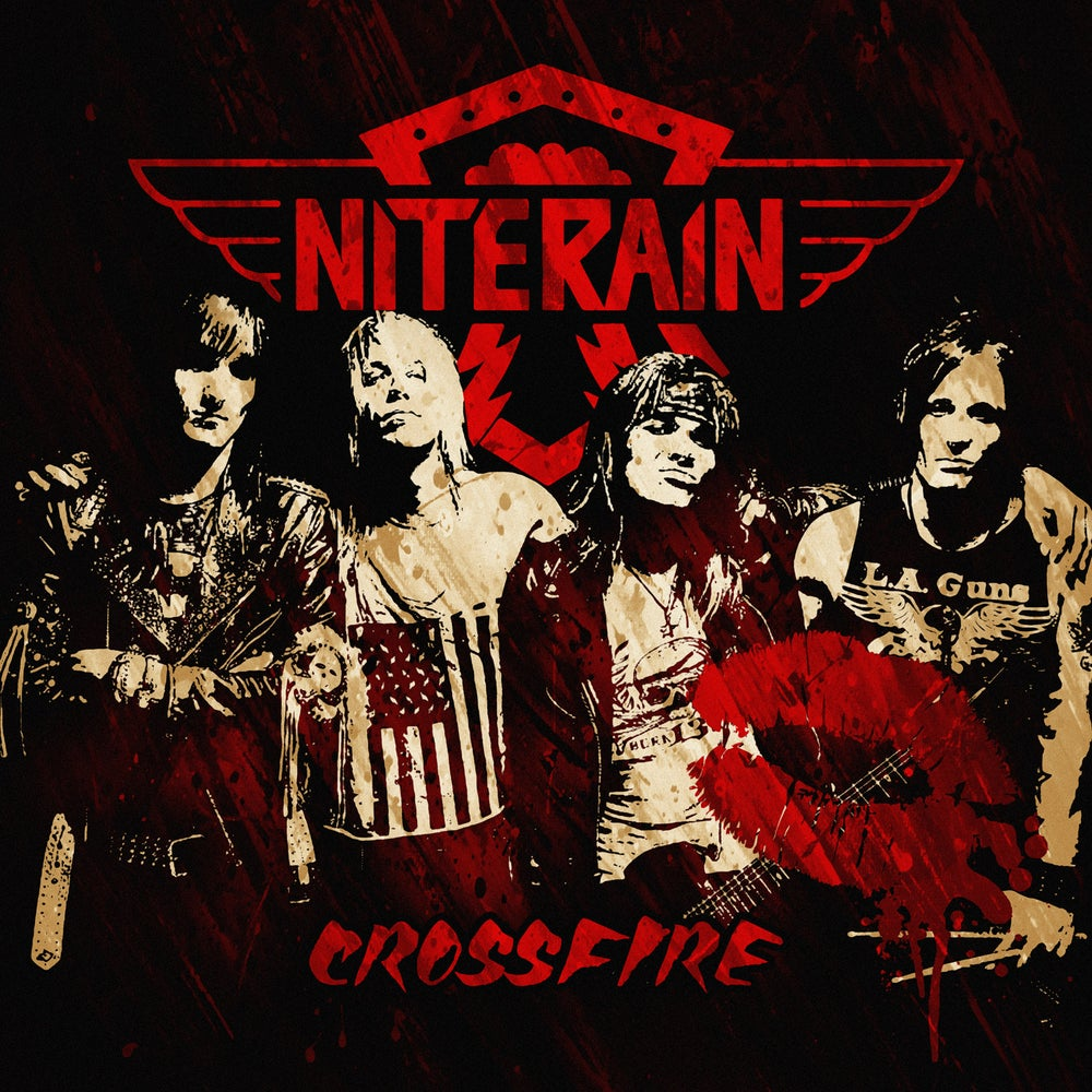 Image of Crossfire CD