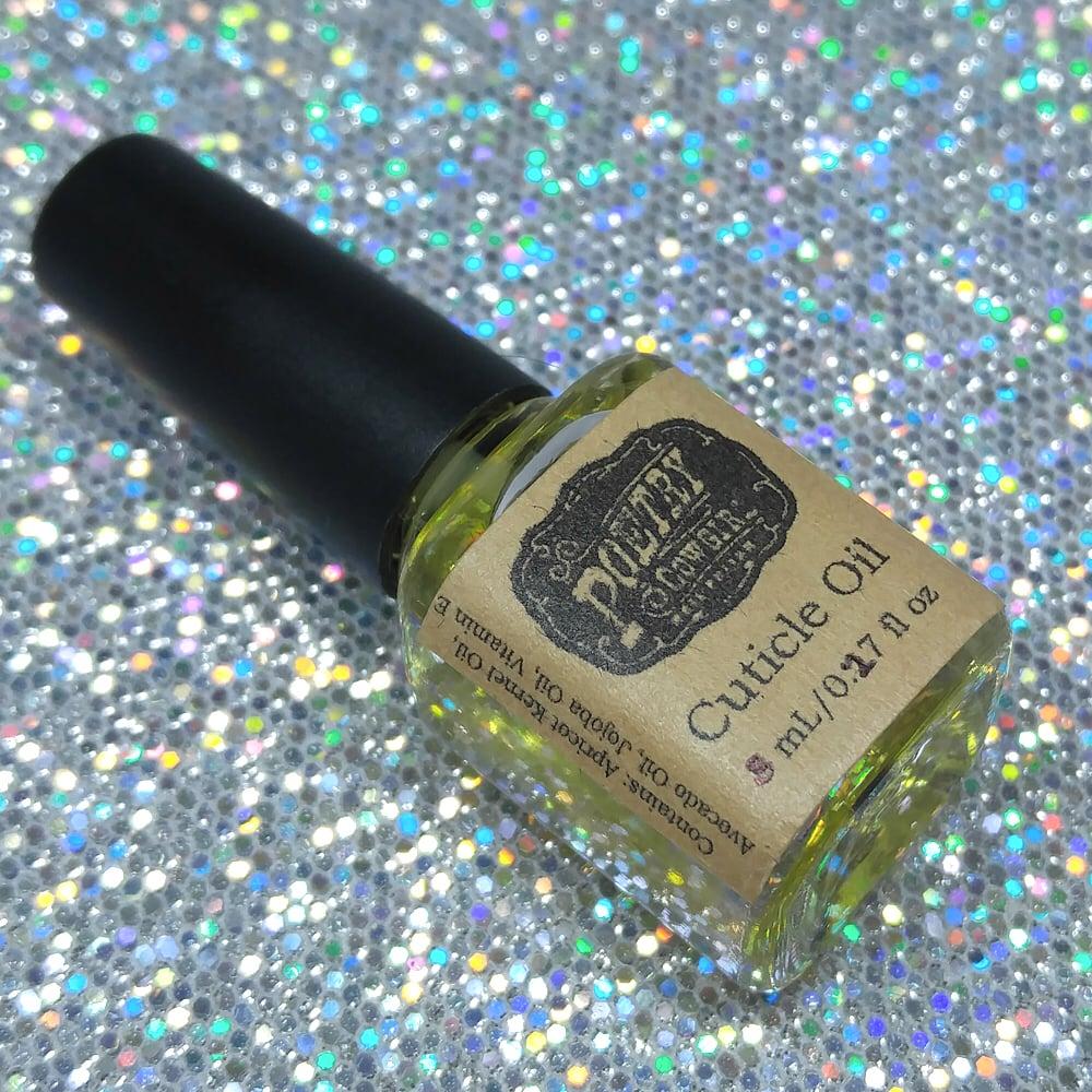 Cuticle Oil - 5mL & 8mL