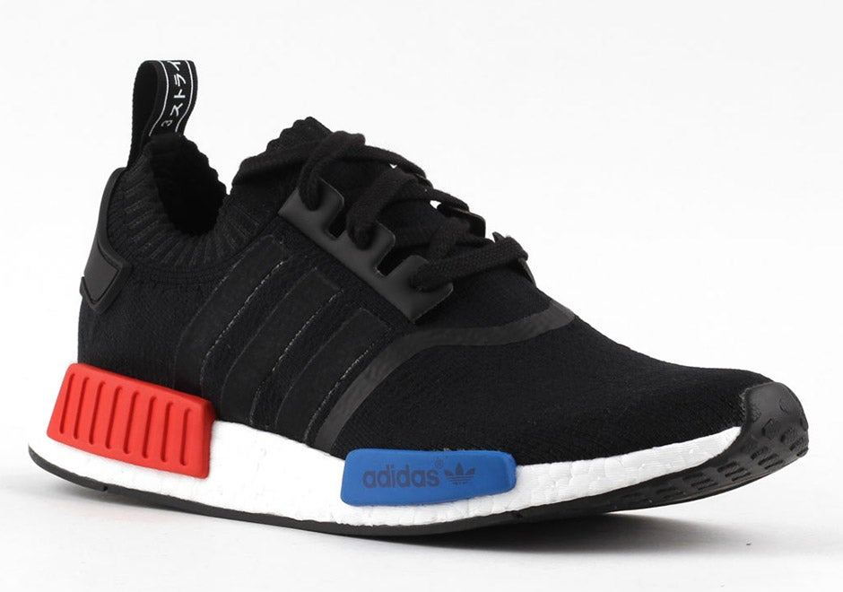 Your Kicks Connect — ADIDAS NMD R1 Primeknit OG BLACK  PRE-ORDER  aa58c0bba96f