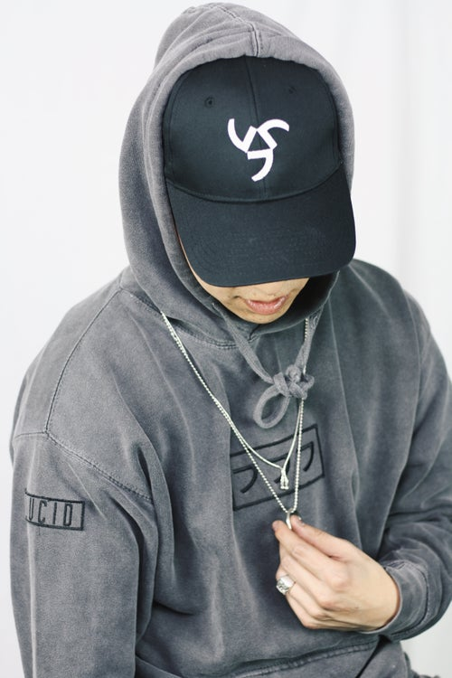 Image of LUCID LOGO HOODIE VOL. II - PEPPER