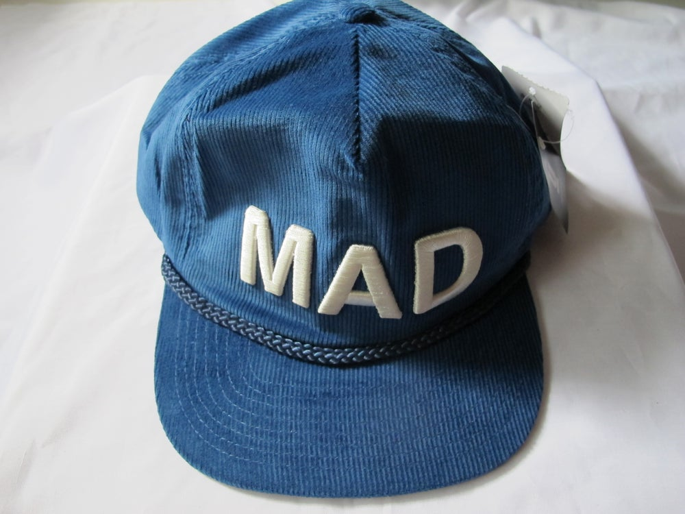 Image of Undercover Mad - Logo Hat (Blue)