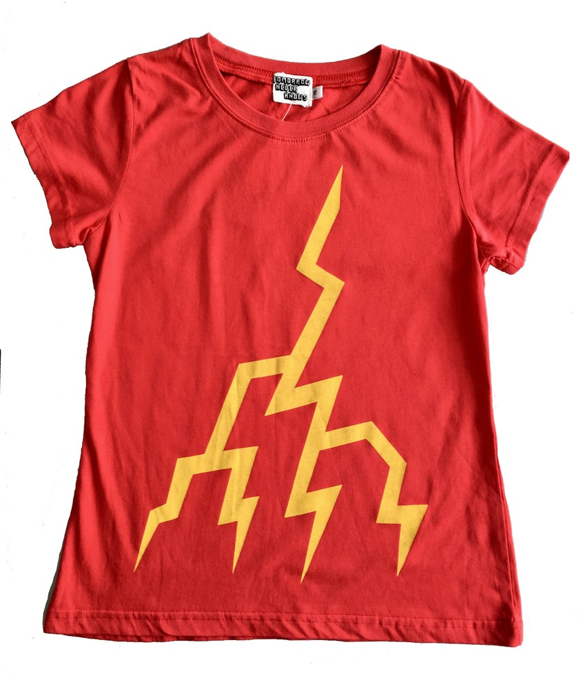 Image of Futureshock Tee- Red