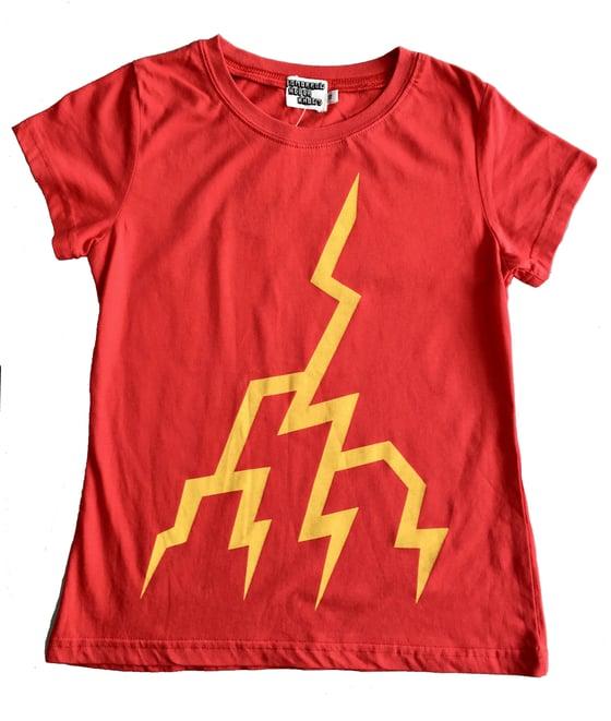 Image of Futureshock Tee- Red