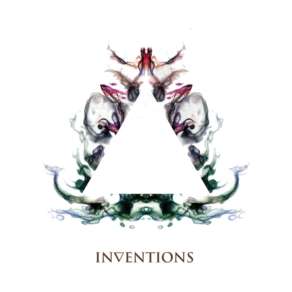 Image of Inventions EP - Physical CD