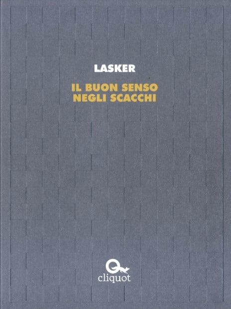 Image of *Il buon senso negli scacchi* di Emanuel Lasker