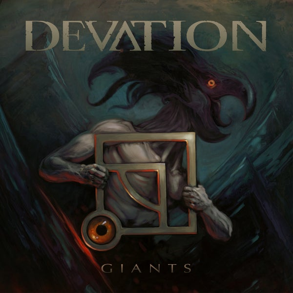 Image of Devation - Giants (2017) CD DIGIPAK