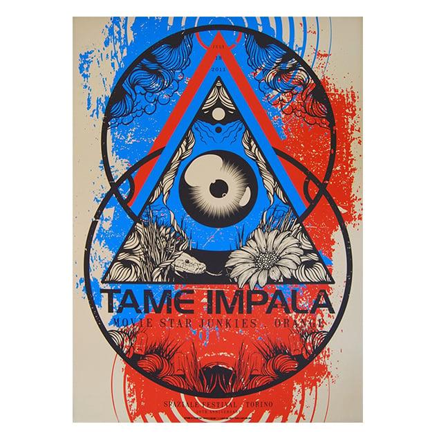 Image of TAME IMPALA - Torino 2011