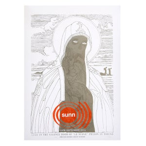 Image of SUNN 0))) - Live in the Jail TORINO 2011 - WHITE VERSION