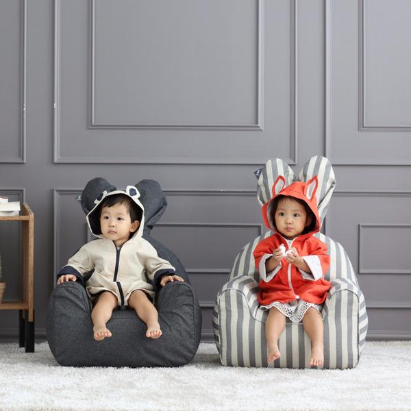 Image of RABITO INFLATABLE CHAIR FOR KIDS