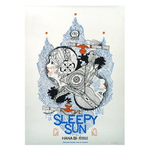 Image of SLEEPY SUN - Live in RAVENNA
