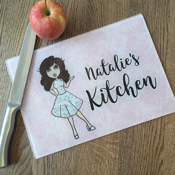 Image of Dolly Chopping Board