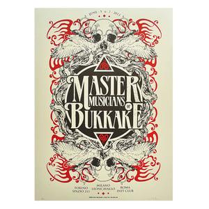 Image of Master Musicians of Bukkake - 2013