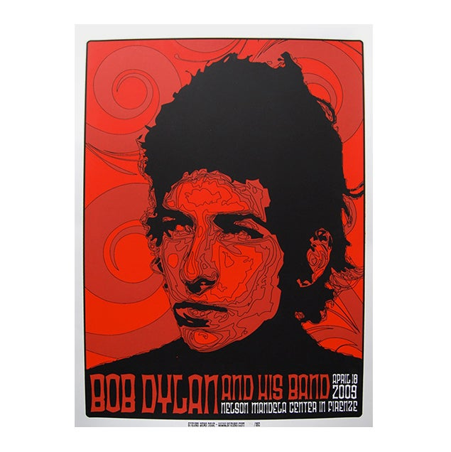 Image of BOB DYLAN & HIS BAND - Firenze 2009