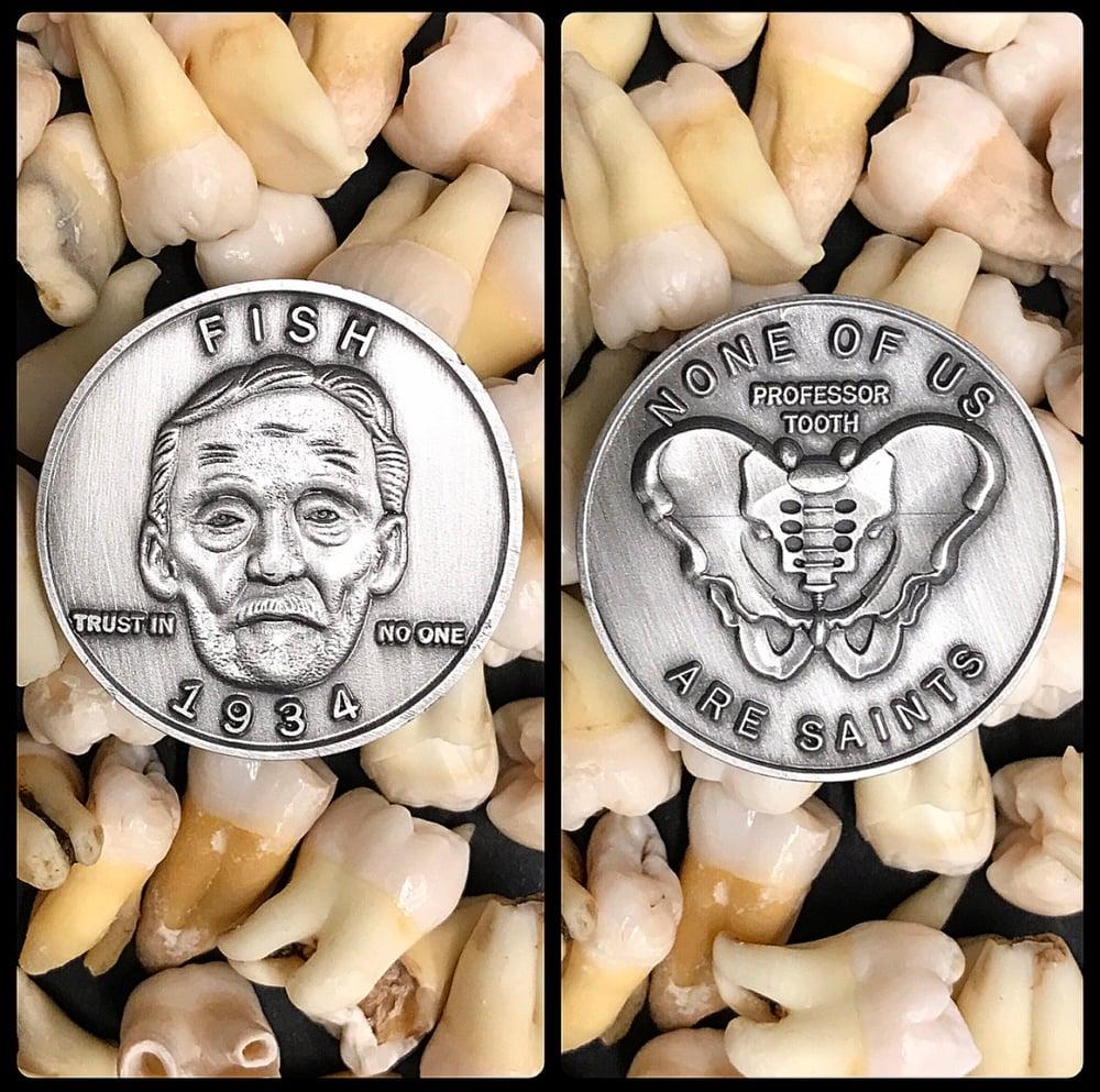 Image of Serial Killer Albert Fish Coin