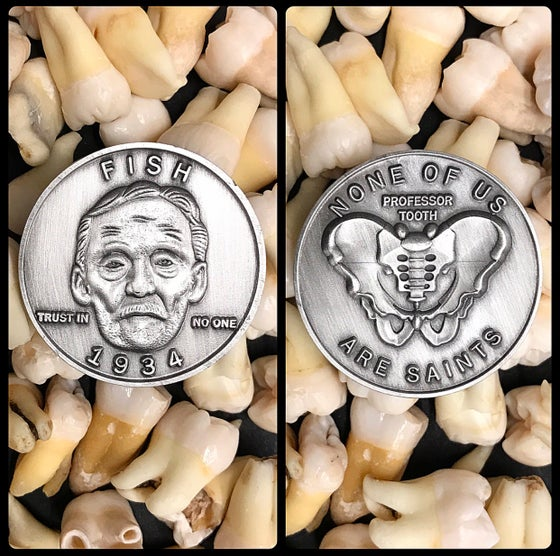 Image of Serial Killer Albert Fish Coin