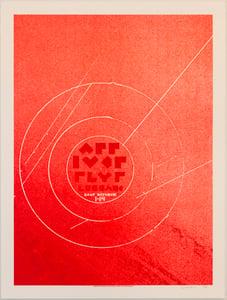 Image of ARRIVER/RLYR Chicago 2017 poster