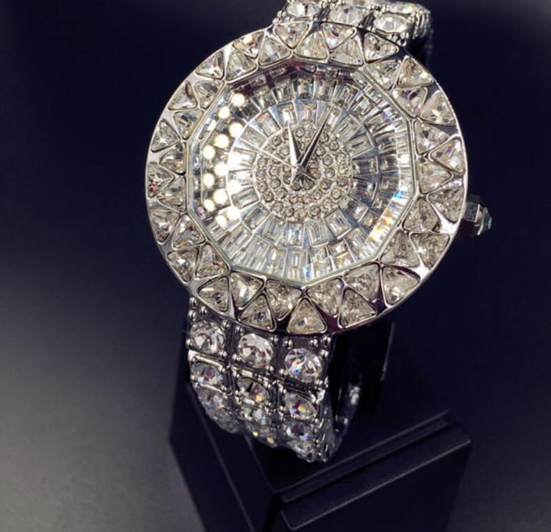 Image of Anastazia Crystal Watch