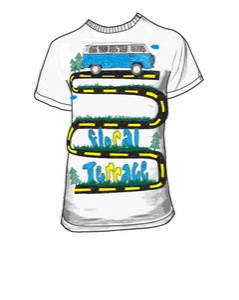 Image of Tour Van Shirt